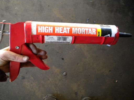 High Heat Mortar : Bekbiochar bek assembly instructions v